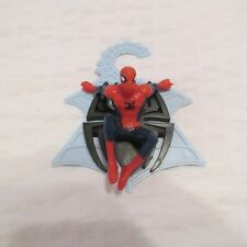SPIDERMAN MARVEL WEB SPINNER Cake TOPPER DECOPAC Figure DOOR HANGER