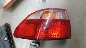 1998-2002 Honda Accord SEDAN Driver Left Outer Taillight Tail Light OEM