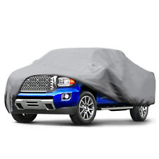 Waterproof Pickup Truck Cover UV Resistant Dust Rain Protection For Ford F-150