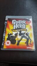 GUITAR HERO WORLD TOUR ON PLAYSTATION 3 / PS3