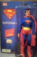 "2020 Mego ~ DC Comics ~ Super Heroes ~ Mego ~ SUPERMAN ~ 8"" Action Figure"