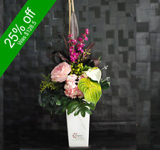 Artificial Flowers- Elegant  Arrangement - for Home Decor or Gifting