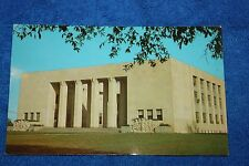 Vintage Postcard War Memorial Building, Jackson, Mississippi      #2