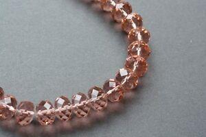 20 New Swarovski Crystal Czech Glass Bead Rondelle 12mm