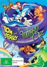 Tom And Jerry & The Wizard Of Oz Original Movie DVD R4