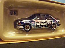 FORD ESCORT MK3 RS1600i 1985 BSCC Classe Vincitore RHD. avanguardie 1:43 Scala