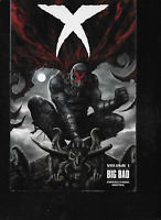 X Vol 1-3 TPBS by Duane Swierczynski & Eric Nguyen Dark Horse OOP Out of Print