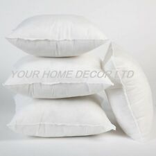Pack of 4 Extra Deep Filled 20x20 Inches Cushion Pads Inserts Fillers Scatters