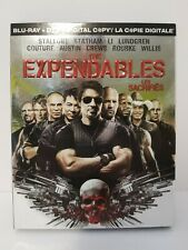 The Expendables: Blu-ray/ DVD / DC 3 disc set - Canadian - tested + Warranty