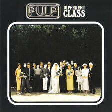 Pulp DIFFERENT CLASS 180g Common People PLAIN RECORDINGS New Sealed Vinyl LP
