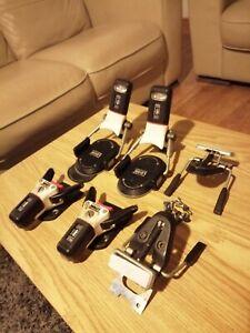 Look RX89 Ski Bindings