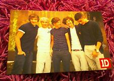 "One Direction Harry, Liam, Louis, Zayn & Niall 6"" x 4"" Card Photo Print 2012 #43"