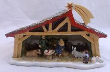 Villeroy & and Boch Christmas Fairytale Park Nativity BOXED NEW