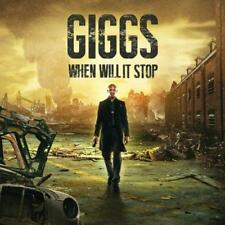 Giggs - When Will It Stop (NEW CD)