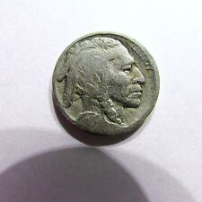 1913-D VG Type 2 Buffalo Nickel with Die Crack Error,  *Great Key Date Coin*