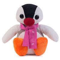 Anime Pingu Penguin Sisiter Plush Doll Stuffed Animal Toy Xmas Gift - 10 In