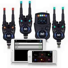 New Direction Tackle Bluetooth Funk Bissanzeiger Set K9 R9 3+1