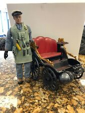 Custom Made Steam Punk Buggy Mechanic Gi Joe Horseless Carriage Doll Ken Barbie