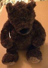 "Gund Big Brown Bear Named Axl #2479 20"""
