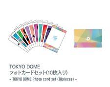 Twice lights Tokyo Dome photo card set photocard 10pcs NEW sealed