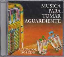 RARE CD Musica para tomar aguardiente V1 DUETO DE ANTAÑO gabriel raymond ROLANDO
