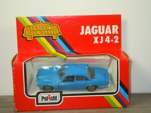 Jaguar XJ 4.2 - Polistil CE61 Italy 1:43 in Box *53531