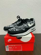 3*51 Men's Nike Air Max 1 GPX Black Floral Size 8.5
