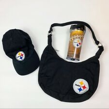 Pittsburgh Steelers bundle purse mug hat