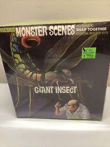 Moebius Monster Scenes Giant Insect Model Kit