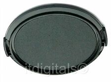 2x 55mm Snap-on Front Lens Cap Cover Fits Filter Ring Safety Dust 55 mm U&S