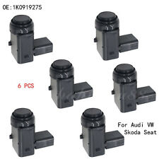 SET 6 Parking Sensor PDC For VW Touran Phaeton Touareg OEM 1K0919275 3D0998275A