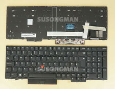 New UK Keyboard For Lenovo ThinkPad E580 20KS 20KT E585 Laptop no Backlit
