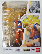 AUTHENTIC Bandai Tamashii SH Figuarts Dragon Ball Z SUPER SAIYAN 3 GOKU SS3 MISB