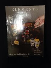 Shots And Ladders Drinking Board Game! NIB Elements