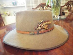 Akubra Hat. Australian. Size 60