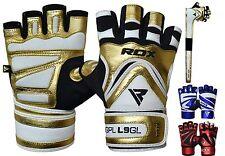 RDX Fitness Handschuhe Sports Gewichtheben Gym Training Krafttraining DE