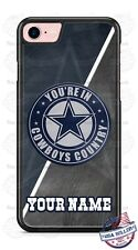 Dallas Cowboys You're in Cowboys Phone Case Cover For iPhone Samsung etcName