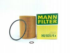 BMW E38 E39 E46 E53 E60 E83 Z4 X3 X5 M52 M54 Oil Filter Kit NEW Mann