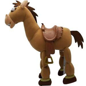 "Toy Story BULLSEYE Horse 18"" Galloping Sounds Disney Store"