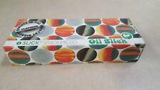 Slick Stack Micro Set by Oil Slick - Five 1/2 Gram Micro Silicone - Rasta Set
