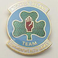 Commonwealth Games Team Northern Ireland Pin F916