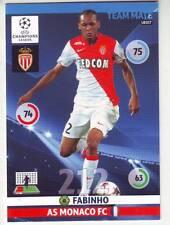 PANINI FOOT TRADING CARD CHAMPIONS LEAGUE  FABINHO AS MONACO FC