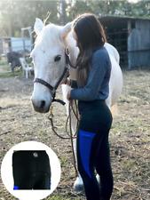 Austmins Silicon Grip Ladies Horse Riding Jodhpurs with mobile phone pocket