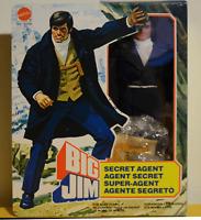 BIG JIM ☆ AGENTE SEGRETO ☆'82 #5098- Produzione Europea COMPLETO -►NEW◄ REPROBOX