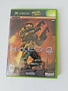 Halo 2 XBox 2004 Complete