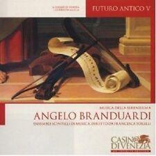 "ANGELO BRANDUARDI ""FUTURO ANTICO V""  CD NEU"