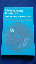 DISEASE SIGNS OF THE IRIS Interpretation and Medication THEODOR KRIEGE