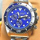 Luxury Chronograph Diver\'S Watch 200M Waterproof With Serial Number