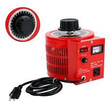 YaeCCC 1000W Auto Voltage Converter Power Transformer Regulator Variable 0-130V