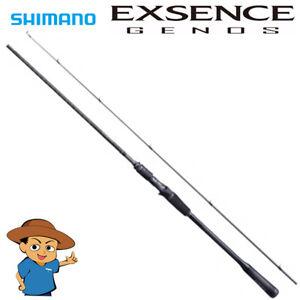 Shimano EXSENCE GENOS B88ML/R Medium Light fishing baitcasting rod 2020 model